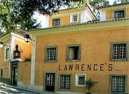 Lawrence's Hotel: Exterior View