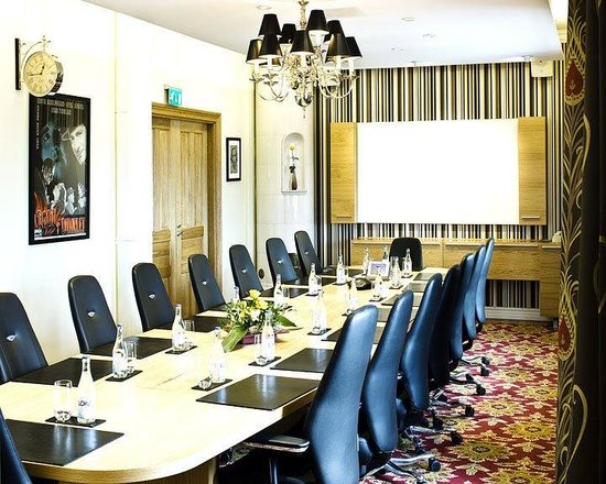 Sastaholm Hotell & Konferens: Meeting Room