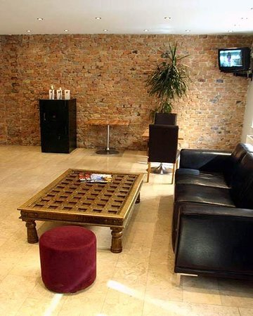 Rex Hotel: Lounge