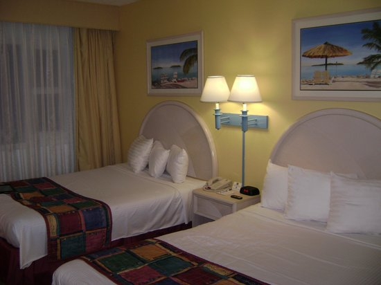 BEST WESTERN Atlantic Beach Resort: The room