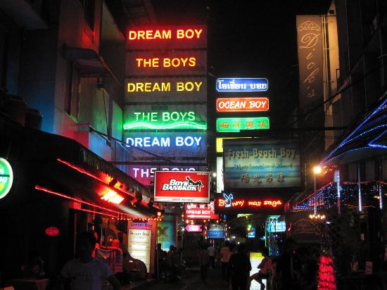 Pictures of Patpong Night Market - Attraction Photos