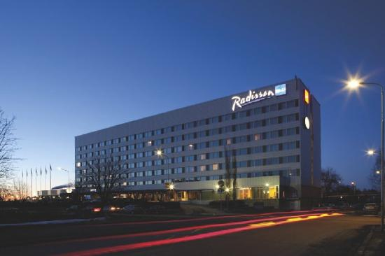 Radisson Blu Hotel, Oulu: Exterior