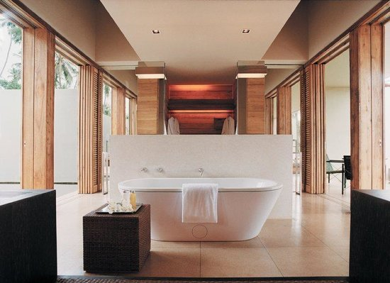 Amanwella: Bathroom Suite