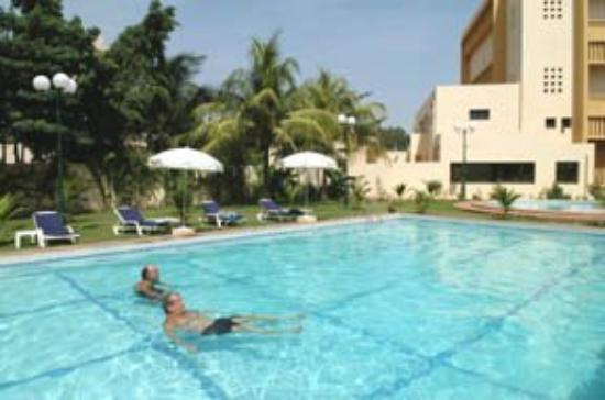 Azalai Grand Hotel: Recreational Facilities