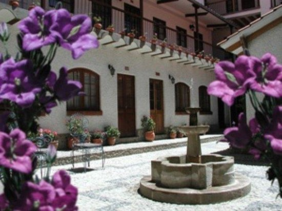 Hotel Rosario La Paz