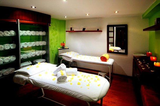 Radisson Royal Quito Hotel: Spa