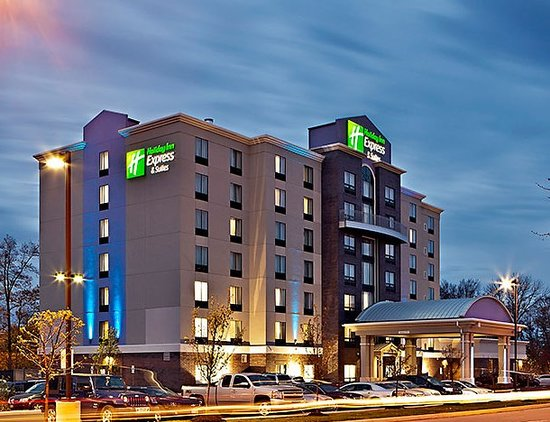 Holiday Inn Express & Suites Columbus-Polaris Parkway: Visit the beautiful new Holiday Inn Express & Suites Polaris
