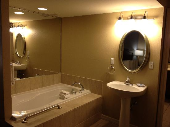 Jacuzzi In Master Bedroom Picture Of Wyndham Skyline