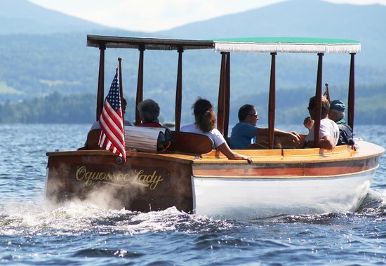 Rangeley Region Lake Cruises and Kayaking