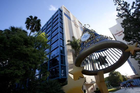 Disneyland Hotel: Disneyland Hotel