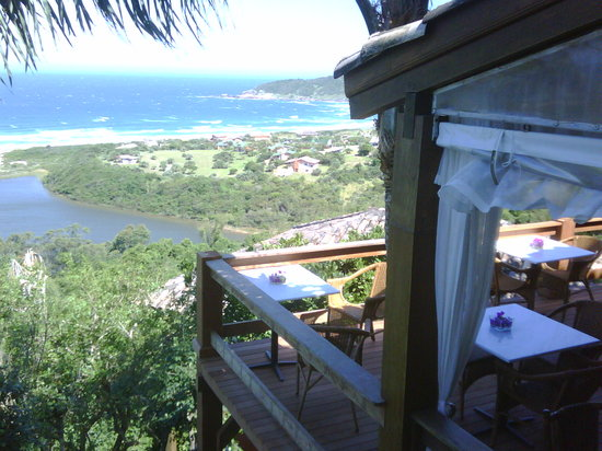 Quinta do Bucanero Guest House: from the upper deck