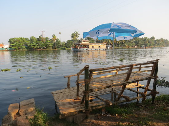 Lake and Paddy Resort