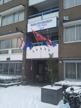‪Remco Hotel Amsterdam City West‬