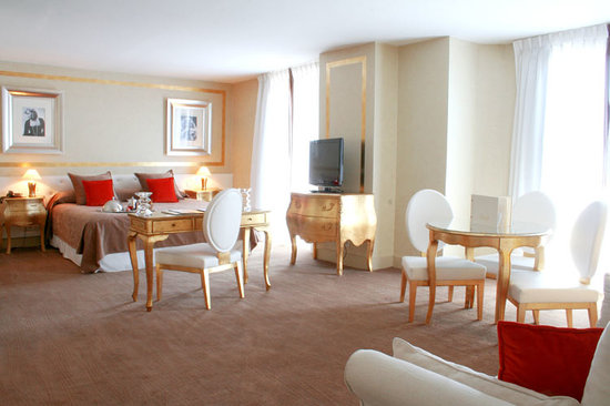 Hotel Renoir: Suite Prsidentielle