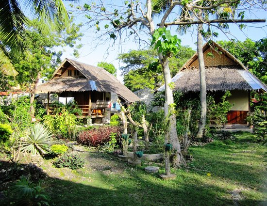 Mayas Native Garden: Cottages at Mayas