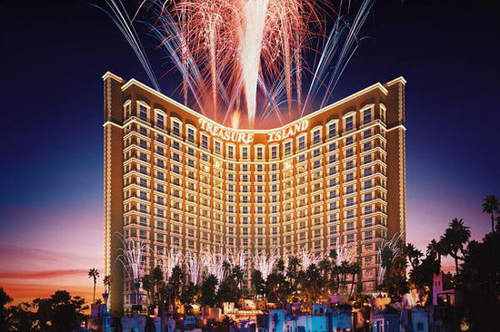 Treasure Island - TI Hotel & Casino: Treasure Island