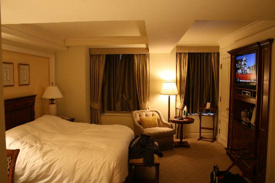 The Ritz-Carlton New York, Central Park: Our Room