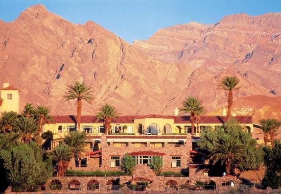 Furnace Creek Inn and Ranch Resort : Furnace Creek Inn