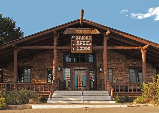 Bright Angel Lodge and Cabins