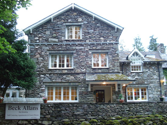Beck Allans Guest House