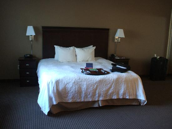 Hampton Inn & Suites Omaha - Downtown: Real Comfort
