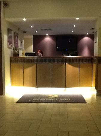 Premier Inn Glasgow City Centre - Argyle St Photo