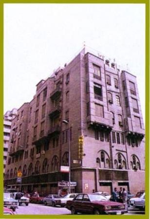 Windsor Hotel Cairo: Exterior View