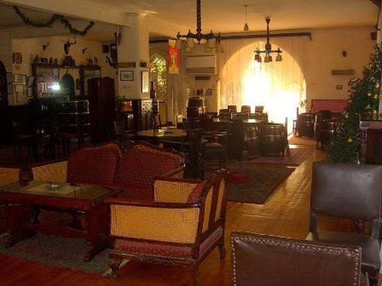 Windsor Hotel Cairo: Bar/Lounge