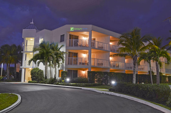 Holiday Inn Express North Palm Beach - Oceanview: Welcome to Paradise