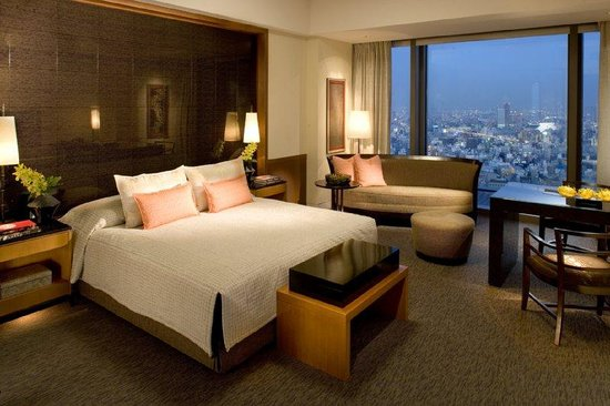 Mandarin Oriental, Tokyo: Guest room