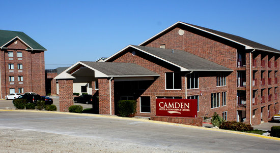 Camden Hotel and Conference Center: Camden Hotel &amp; Conference Center