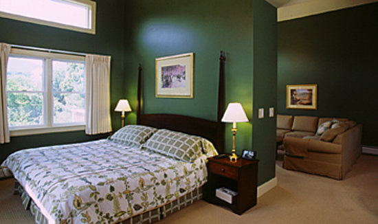 Palmer House: Green Suite