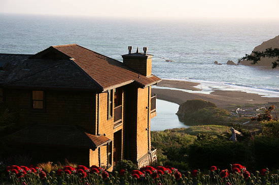The Elk Cove Inn &amp; Spa: Elk Cove Inn on the Northern California Coast