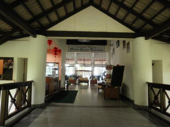 Felda Residence Sahabat: lobby