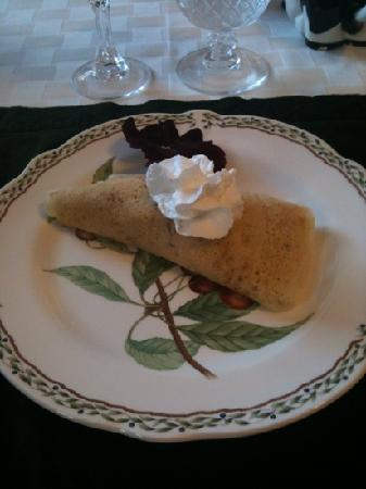 Pettigru Place Bed and Breakfast: outstanding breakfast!!