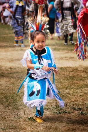 Brantford, Καναδάς: Six Nations Pow Wow