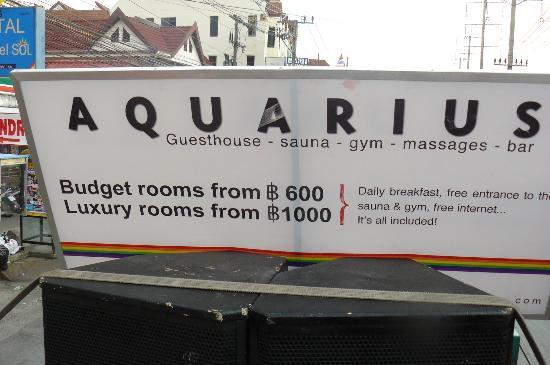 Aquarius Gay Guesthouse and Sauna