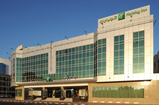 Holiday Inn Bur Dubai - Embassy District: Within short walking distance from the main metro station