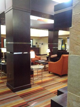 Sheraton Roanoke Hotel and Conference Center: Entry