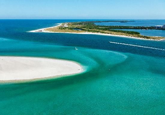 Clearwater, FL: Nearby state parks, Caladesi Island and Honeymoon Island are the perfect relaxation getaway.