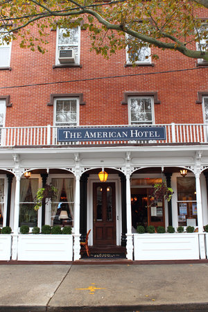 The american hotel sag harbor menu prices restaurant for American cuisine long island