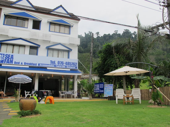 Khaolak Seafan Bed & Breakfast