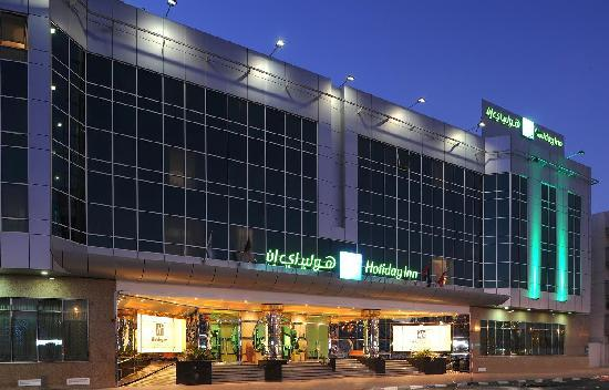 Holiday Inn Bur Dubai - Embassy Distri