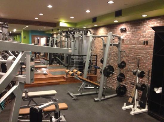 Fitness room picture of the white buffalo club jackson