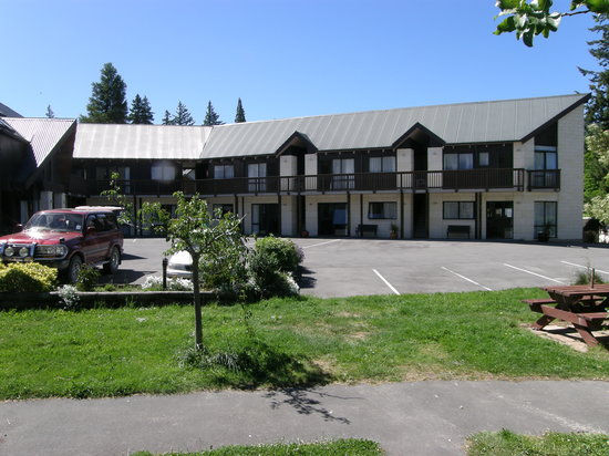 Hanmer Inn Motel