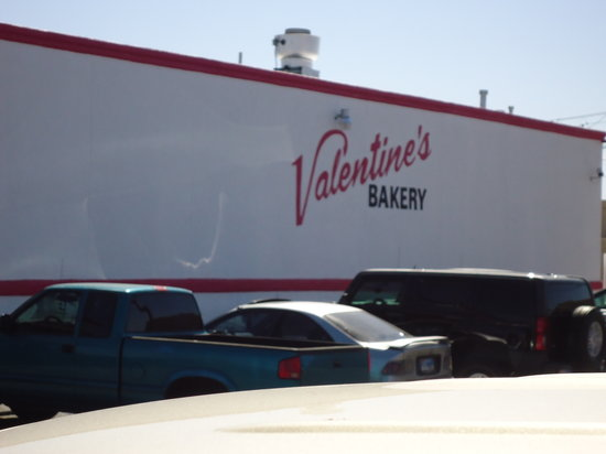 Valentine S Bakery El Paso 530 S Yarbrough Dr