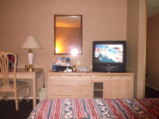 Howard Johnson Torrance: My room