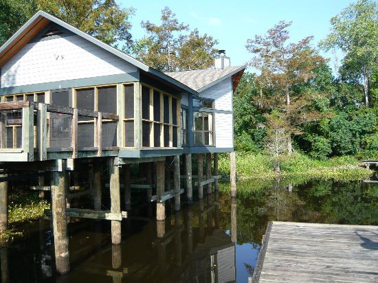 Louisiana State Parks With Cabin Rentals Louisiana State