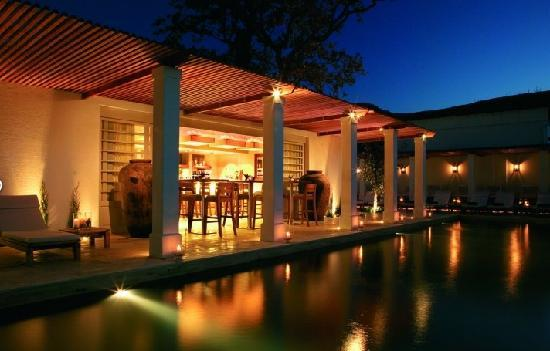 Steenberg Hotel: Pool Bar