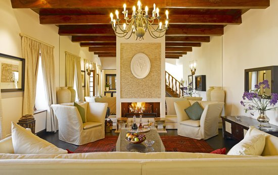 Steenberg Hotel: Dutch East India Heritage Suite